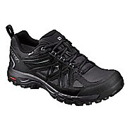 Mens Salomon Evasion 2 CS WP Hiking Shoe - Magnet/Black 7