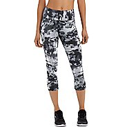 Womens Champion Absolute -Print Capris Pants - Sky Camo Neutral XS