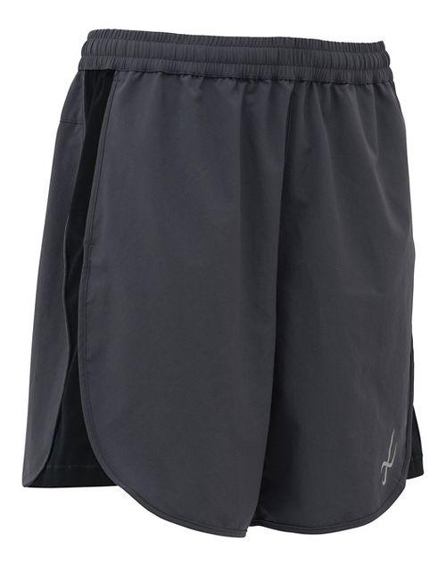 Mens CW-X Endurance Run Unlined Shorts - Charcoal Grey M