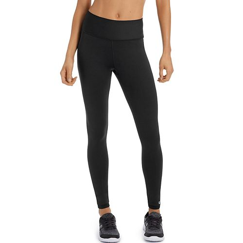 Womens Champion Absolute Tights & Leggings Pants - Black XS