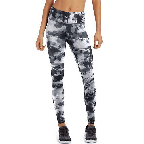Womens Champion Absolute -Print Tights & Leggings Pants - Sky Camo XL