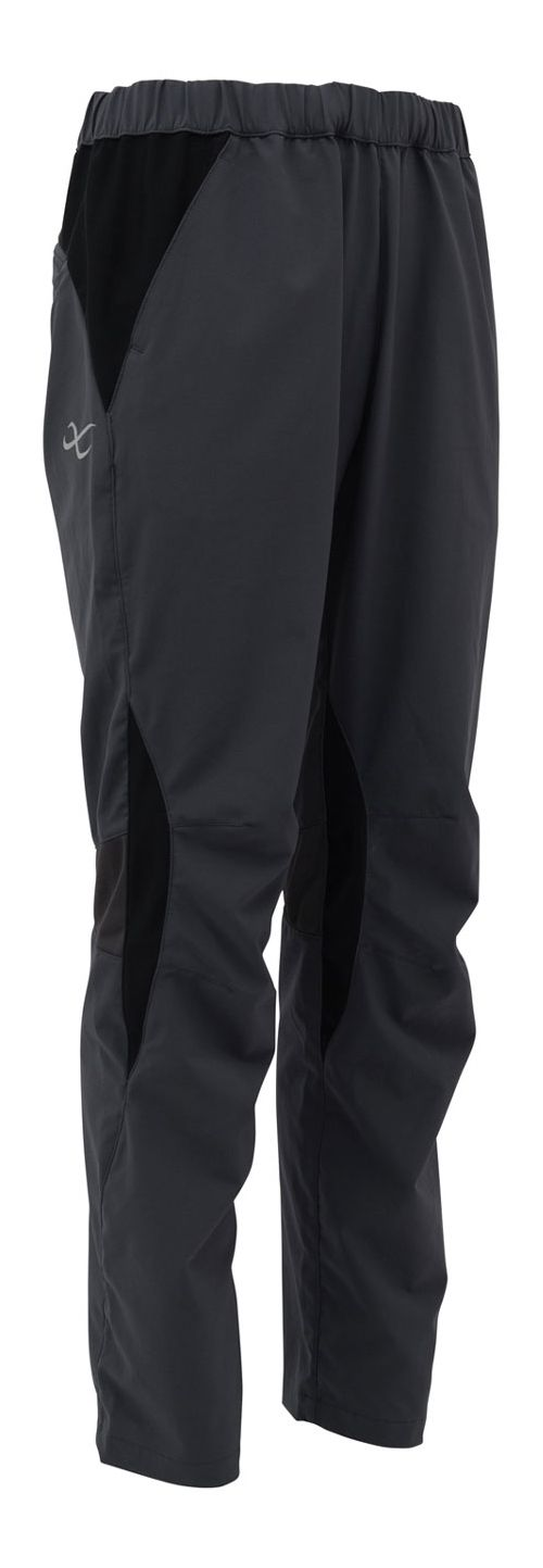 Womens CW-X Endurance Run Pants - Charcoal Grey L