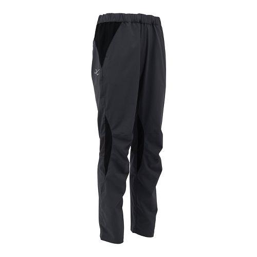 Womens CW-X Endurance Run Pants - Charcoal Grey M