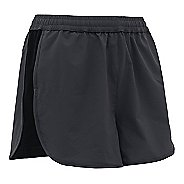 Womens CW-X Endurance Run Unlined Shorts