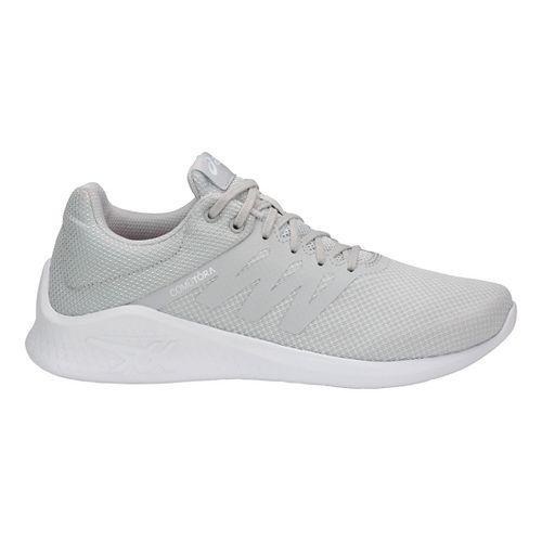 Womens ASICS Comutora Casual Shoe - Glacier Grey/White 8