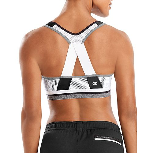 Womens Champion The Absolute Sports Bras - Black L