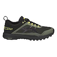 Womens ASICS Gecko XT Trail Running Shoe - Clover/Phantom/Sulphur 10