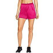 Womens Champion Mesh Lined Shorts - Pop Art Pink XXL