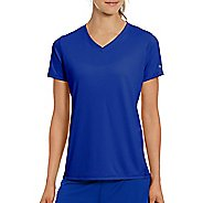 Womens Champion Vapor Select Tee Short Sleeve Technical Tops