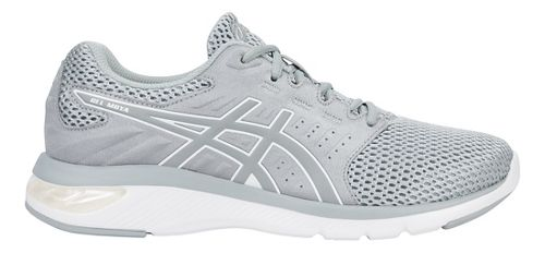 Womens ASICS GEL-Moya Running Shoe - Grey/Silver 12