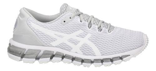 Womens ASICS GEL-Quantum 360 Shift MX Running Shoe - White/Grey 6