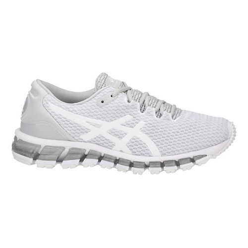 Womens ASICS GEL-Quantum 360 Shift MX Running Shoe - White/Grey 8