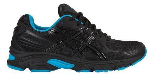 Womens ASICS GEL-Vanisher Running Shoe - Black/Phantom/Blue 10.5