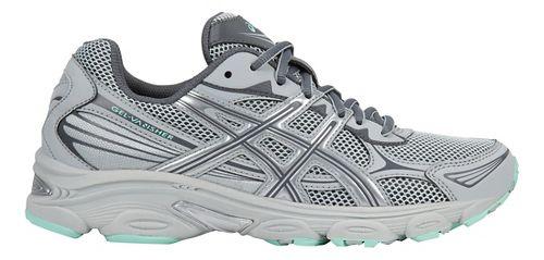 Womens ASICS GEL-Vanisher Running Shoe - Carbon/Black/Pink 7