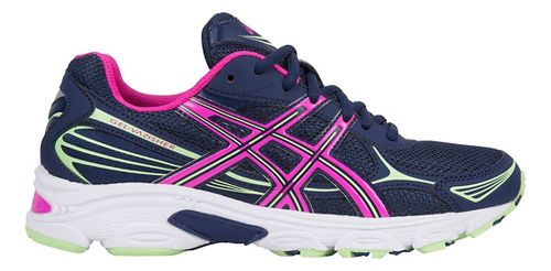 Womens ASICS GEL-Vanisher Running Shoe - Blue/Pink/Green 5