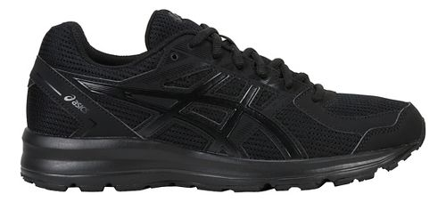 Womens ASICS Jolt Running Shoe - Black/Onyx 8