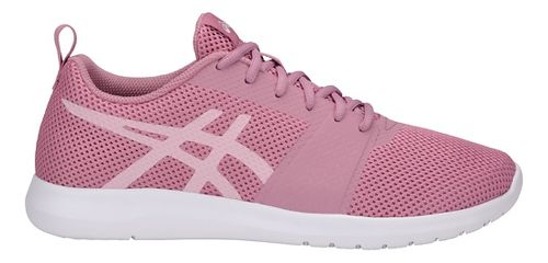 Womens ASICS Kanmei MX Casual Shoe - Polygenic/Pink/White 7.5