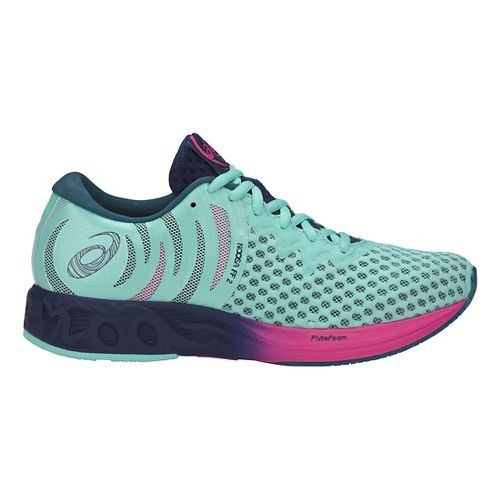 Womens ASICS Noosa FF 2 Running Shoe - Blue/Purple 6.5