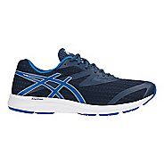 Mens ASICS Amplica Running Shoe - Blue/White 12