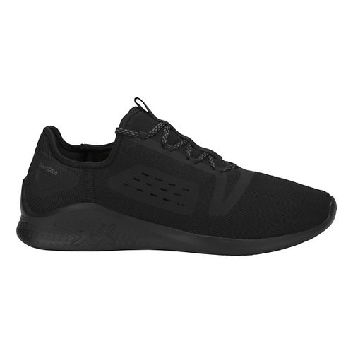 Mens ASICS Fuzetora Casual Shoe - Black/Carbon 14