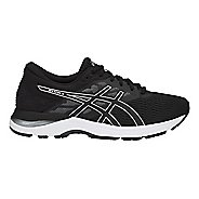 Mens ASICS GEL-Flux 5 Running Shoe - Black/Silver/Carbon 10.5