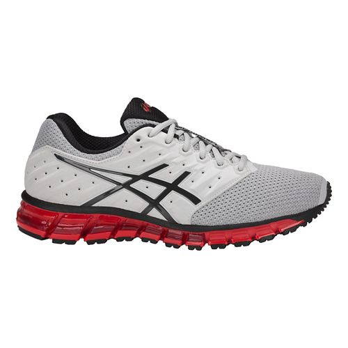 Mens ASICS GEL-Quantum 180 2 MX Running Shoe - Blue/White/Black 7.5