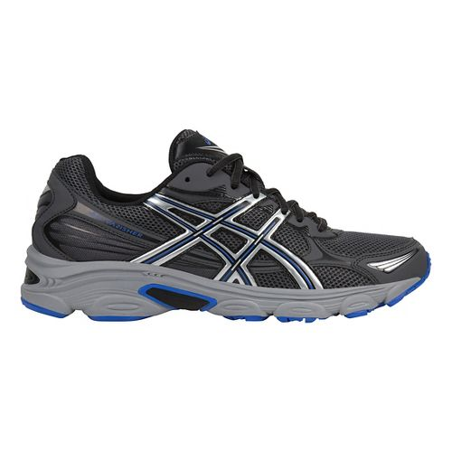Mens ASICS GEL-Vanisher Running Shoe - Grey/Silver/Imperial 8