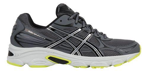 Mens ASICS GEL-Vanisher Running Shoe - Black/Stone/Red 7