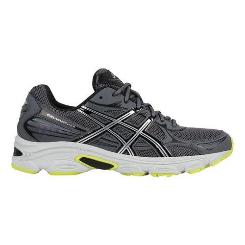 Mens ASICS GEL-Vanisher Running Shoe - Carbon/Black/Lime 6