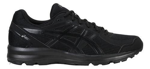 Mens ASICS Jolt Running Shoe - Black/Onyx 8.5