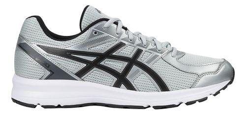 Mens ASICS Jolt Running Shoe - Grey/Black/Carbon 15