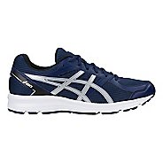 Mens ASICS Jolt Running Shoe - Blue/Silver/Black 14