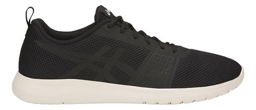 Mens ASICS Kanmei MX Casual Shoe - Black/Birch 11