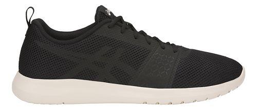 Mens ASICS Kanmei MX Casual Shoe - Black/Birch 11.5