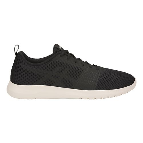 Mens ASICS Kanmei MX Casual Shoe - Black/Birch 10