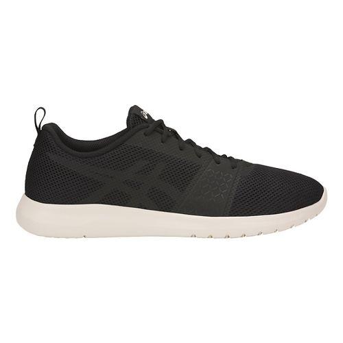 Mens ASICS Kanmei MX Casual Shoe - Black/Birch 10.5