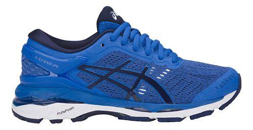 Kids ASICS GEL-Kayano 24 Running Shoe - Victoria Blue/White 4Y