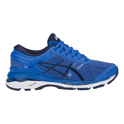 Kids ASICS GEL-Kayano 24 Running Shoe - Victoria Blue/White 4Y