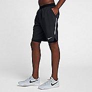 "Mens Nike Flex Stride 2-in-1 9"" Shorts"