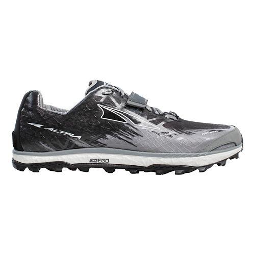 Mens Altra King MT 1.5 Trail Running Shoe - Black 11