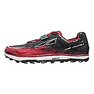 Mens Altra King MT 1.5 Trail Running Shoe - Red 7