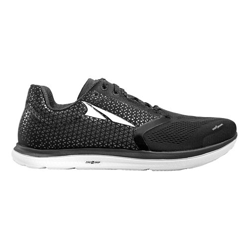 Mens Altra Solstice Running Shoe - Black 10