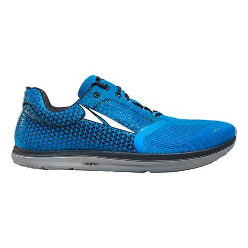 Mens Altra Solstice Running Shoe - Blue 11
