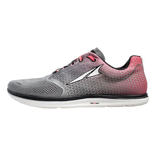Mens Altra Solstice Running Shoe - Pink/Grey 8