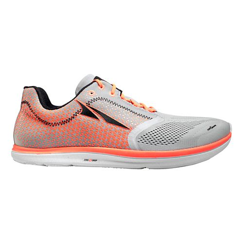 Mens Altra Solstice Running Shoe - Orange 12.5
