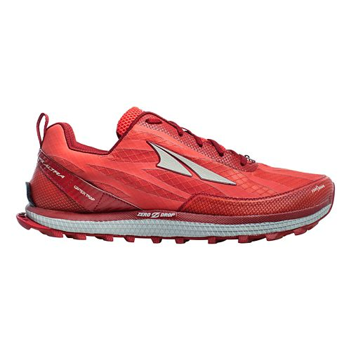 Mens Altra Superior 3.5 Trail Running Shoe - Red 13