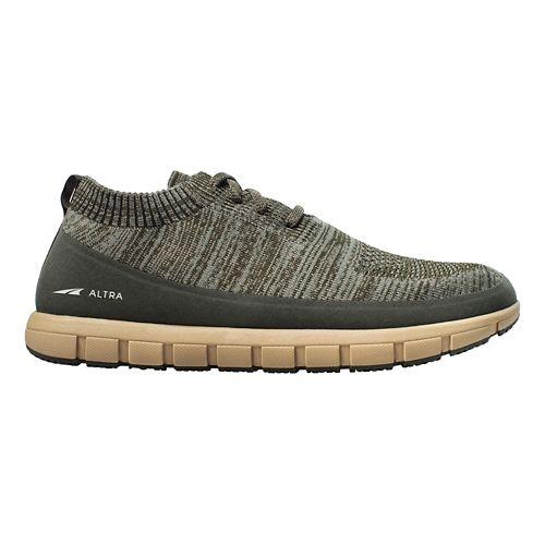 Mens Altra Vali Casual Shoe - Green 12