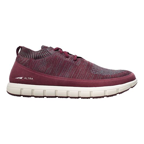 Mens Altra Vali Casual Shoe - Red 7