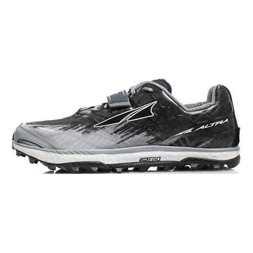 Womens Altra King MT 1.5 Trail Running Shoe - Black 6