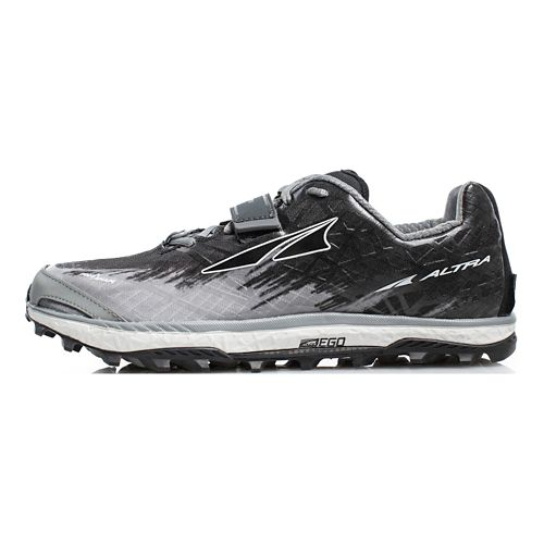 Womens Altra King MT 1.5 Trail Running Shoe - Black 7